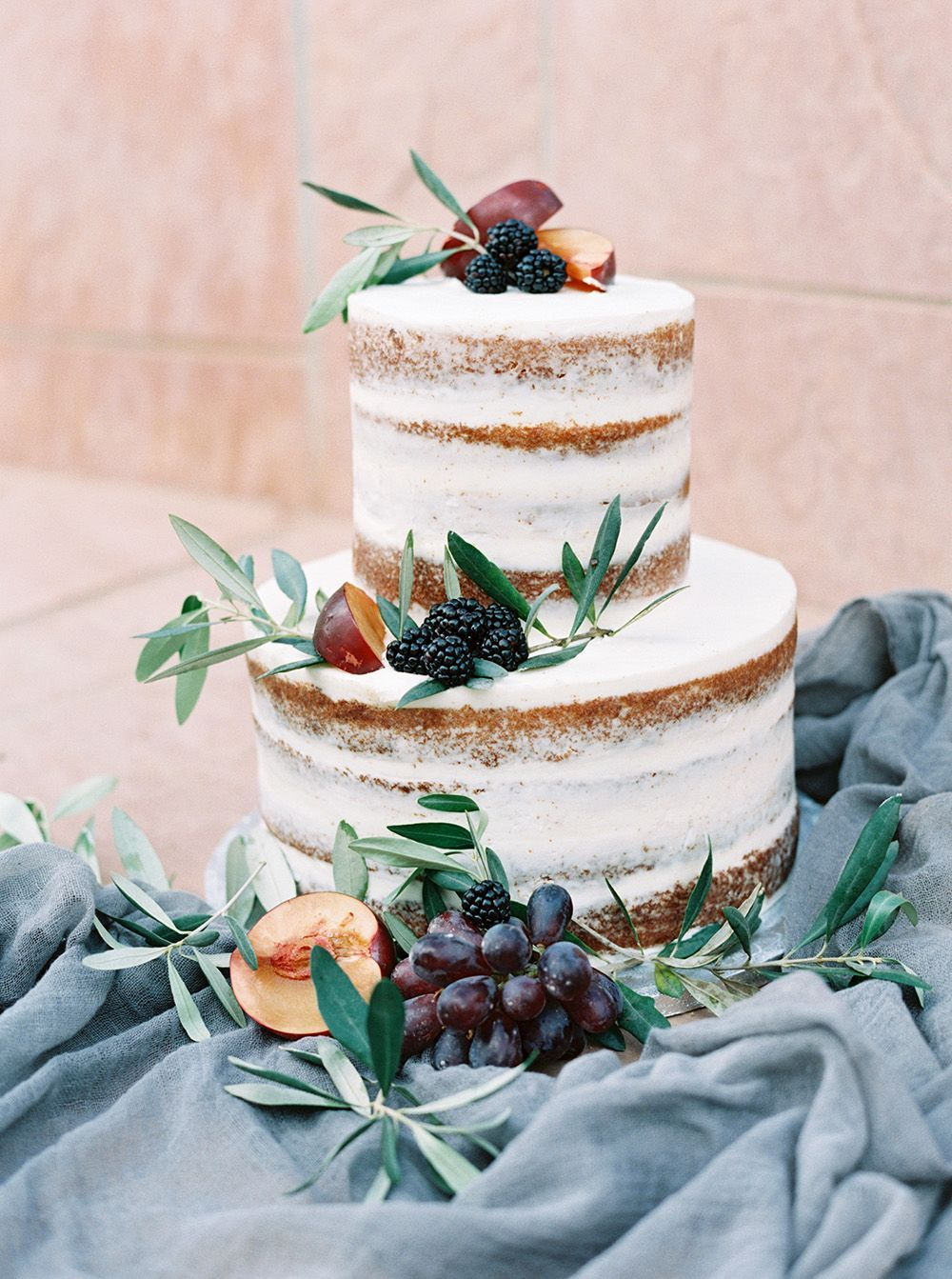 Fruitfilled Vineyard Wedding Inspiration Fruit wedding