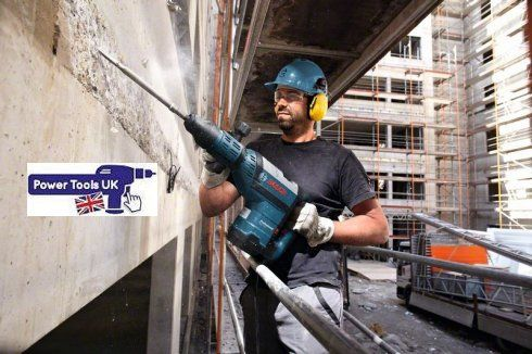 Bosch Demolition Hammer Drills