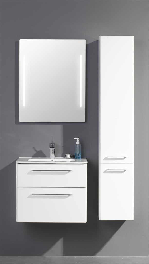 Spiegels met LED verlichting en spiegelverwarming - Nieuws ...