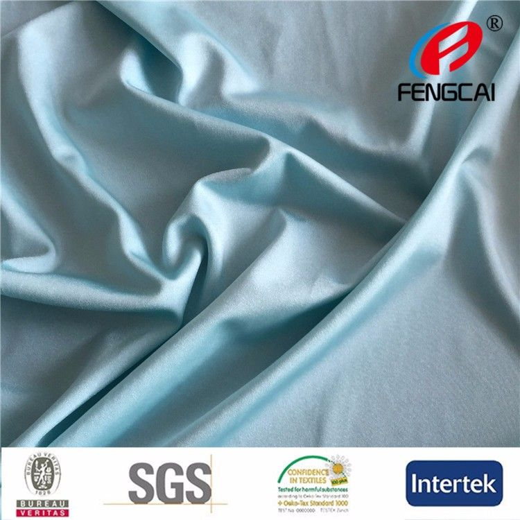 691f0545a6f9ea Soft hand feeling 80 nylon 20 spandex fintess fabric