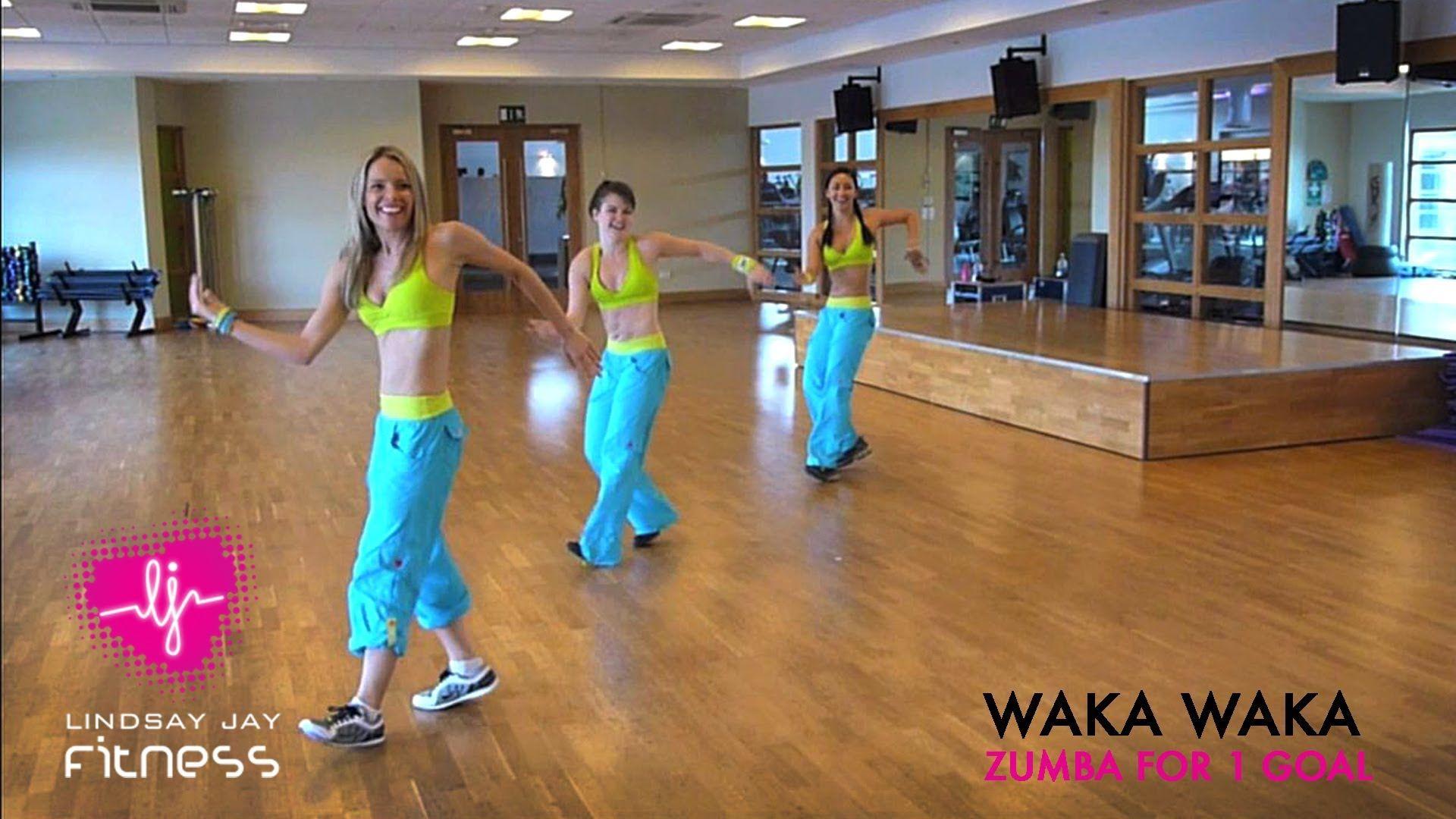Waka Waka Choreography With Hollie Taylor Lindsay Jay And Laura