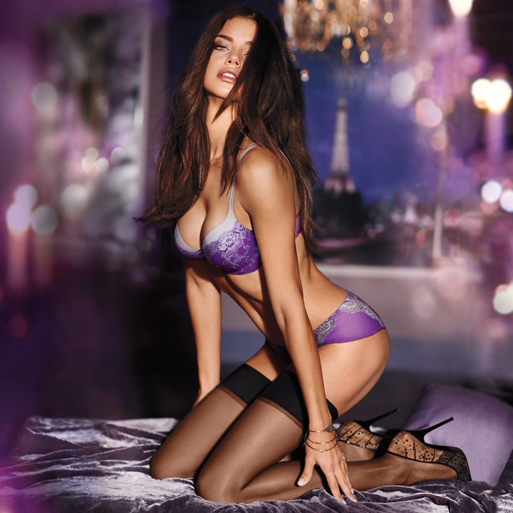 USA Fashion | Music News: SENSUAL LADY Adriana Lima Victoria´s Secret Fashion...