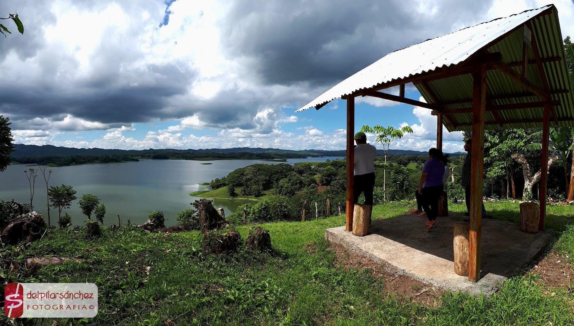 Lago De Apanas Jinotega Nicaragua Fotografia De