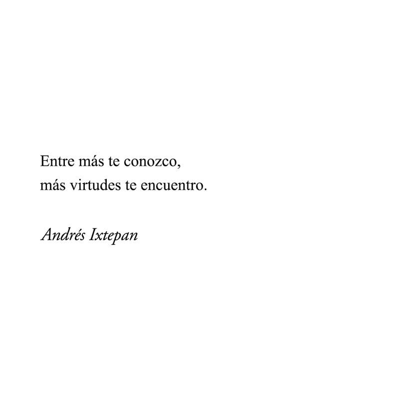 Frases De Amor Para Dedicar Andrés Ixtepan Entre Más Te