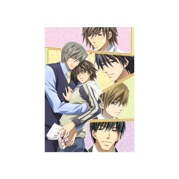 yaoi ❤ liked on Polyvore featuring anime and yaoi