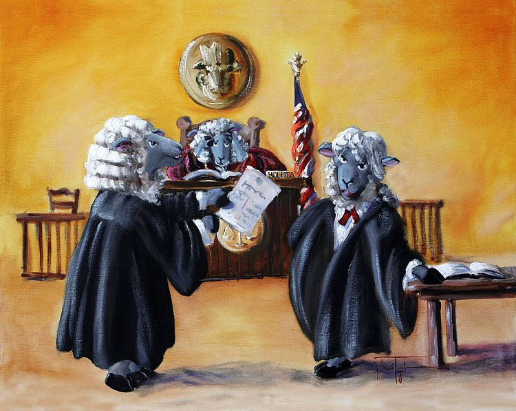 Courtroom Baaanter Sheep Incognito Series By Conni Togel I Adore Every Piece With Images St James Art Fair Sheep Wall Art Sheep