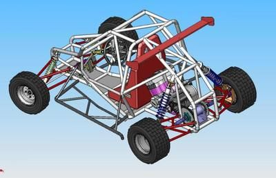 PLANS POUR CONSTRUIRE VOTRE KART CROSS  | CROSS KART BUILD | Off
