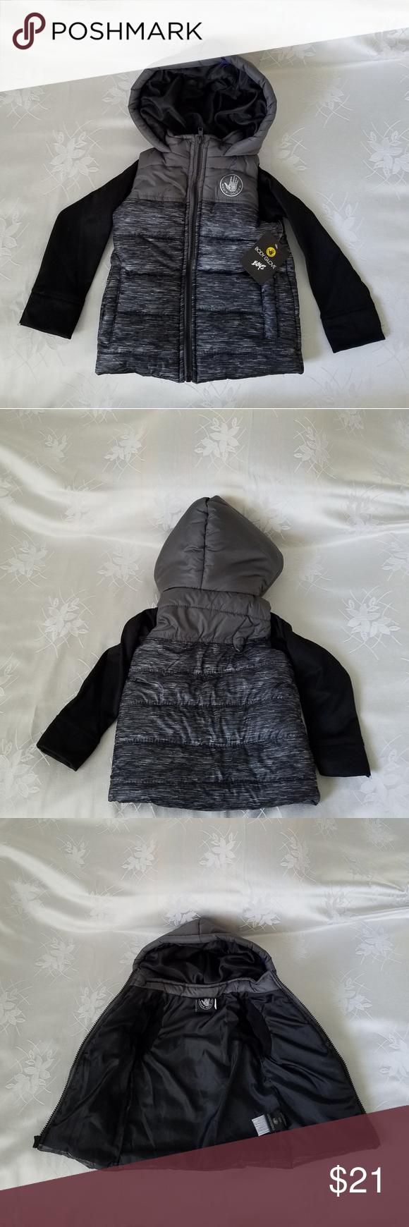 Body Glove Toddler Boy Hooded Puffer Jacket Warm Toddler Boy Puffer Jacket With Hood Zip Closure And 2 Pockets T Body Glove Boys Puffer Jacket Puffer Jackets [ 1740 x 580 Pixel ]