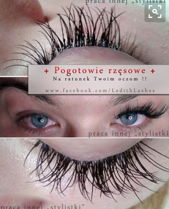 2408fb4f8dd No separation. Twisted lashes. Too much glue | Lash extensions ...