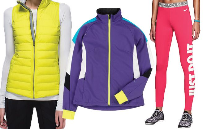 The Find: winter running gear that'll make you want to keep those resolutions