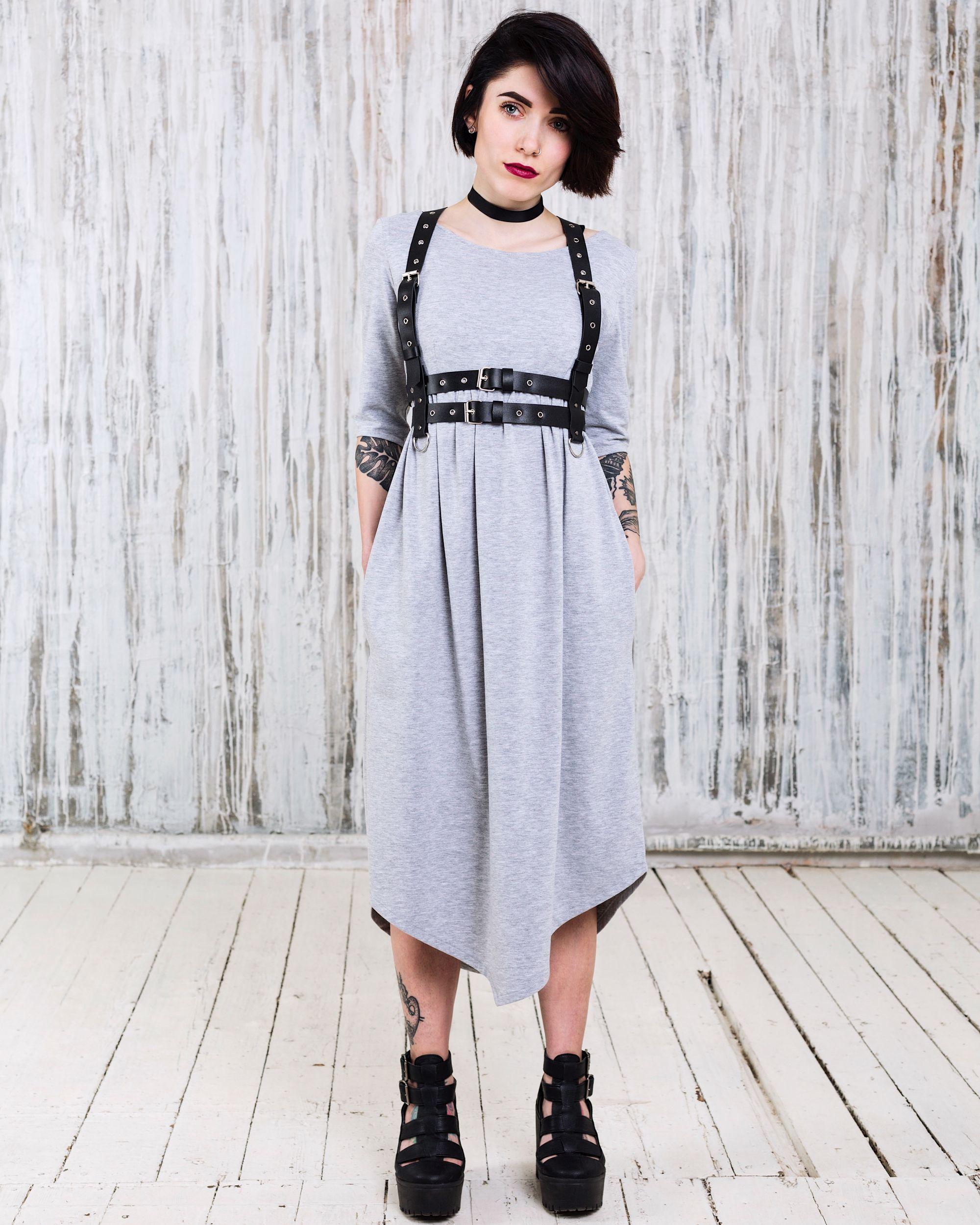 c391b53a70b CHERTOG.concept платье и портупея