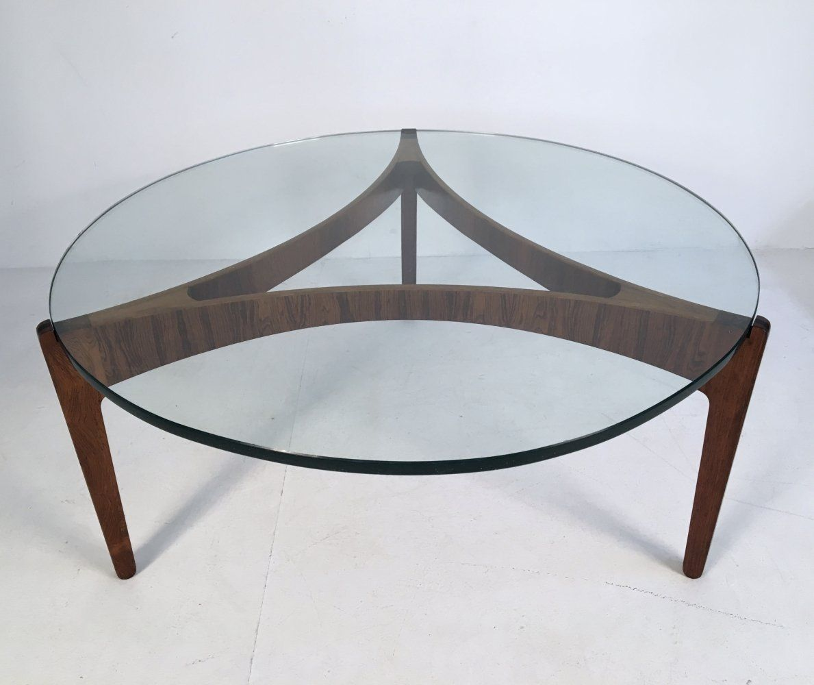 For Sale Danish Rosewood Glass Coffee Table By S Ellekaer For C Linneberg C 1960 Glass Coffee Table Coffee Table Table [ 1000 x 1189 Pixel ]