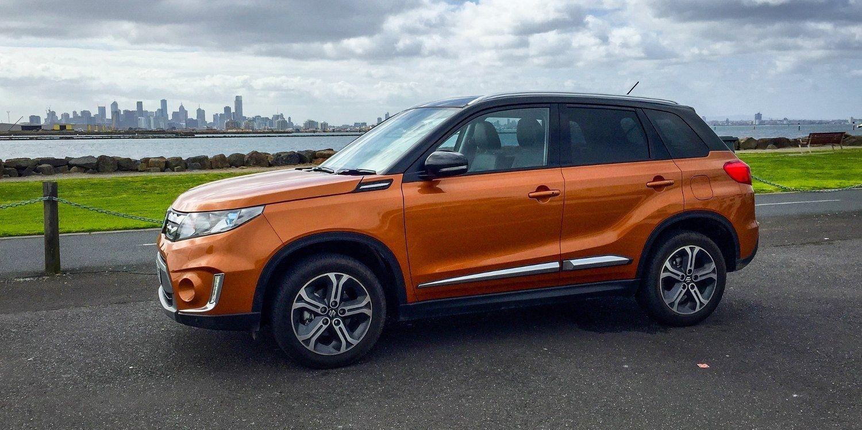 Новый Внедорожник Suzuki Grand Vitara Доберется До России