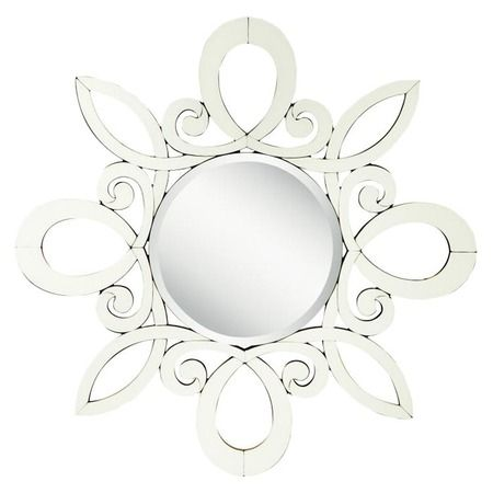 Tocyn Dai Pinned This Kichler January Wall Mirror From The Stacy