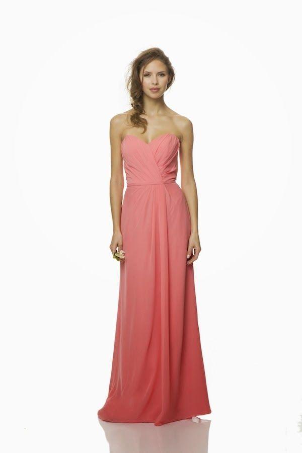 Exclusivos vestidos elegantes | Viste la Moda | vestidos matri ...