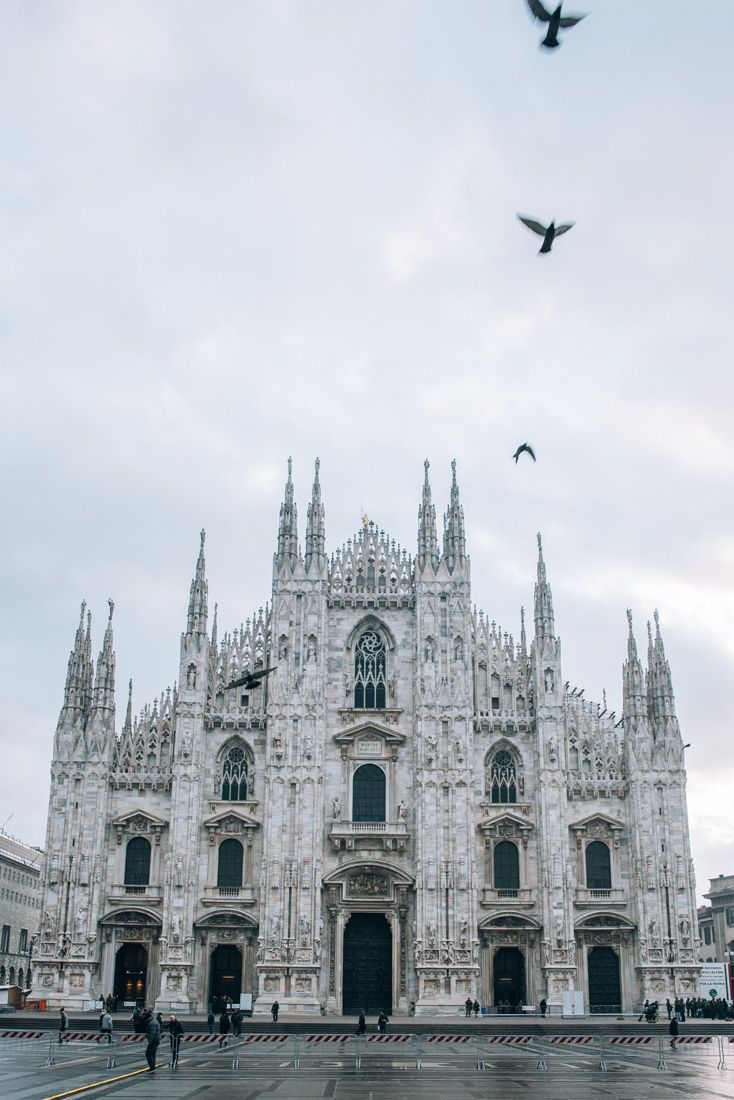 A guide to the best views in Milan, Italy.