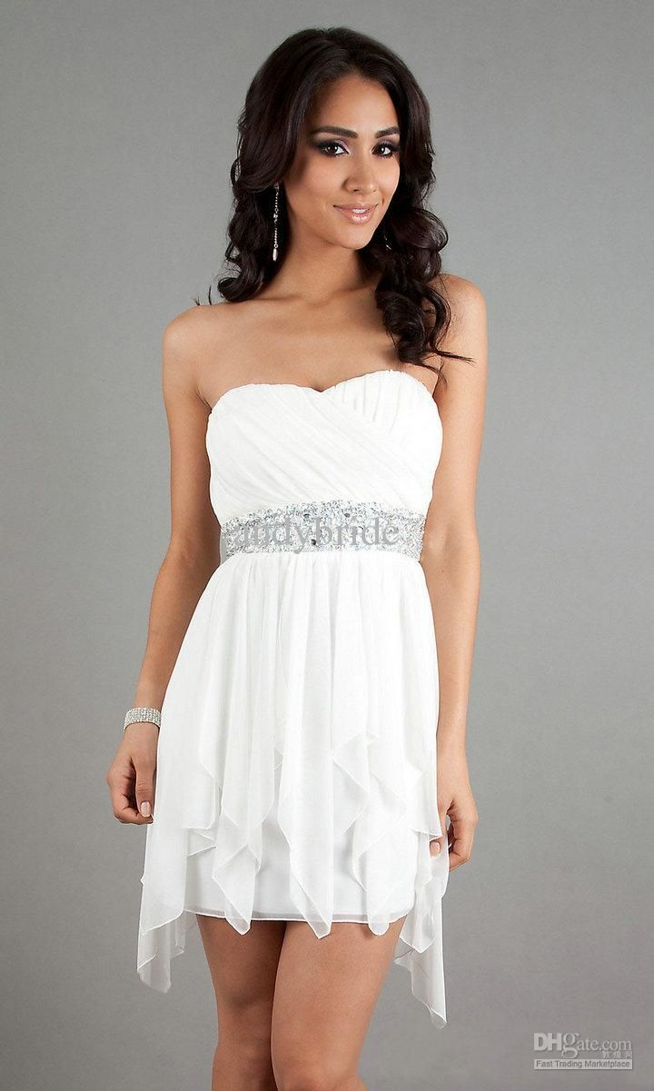 Is it okay to wear a short dress to prom?   Yahoo Answers