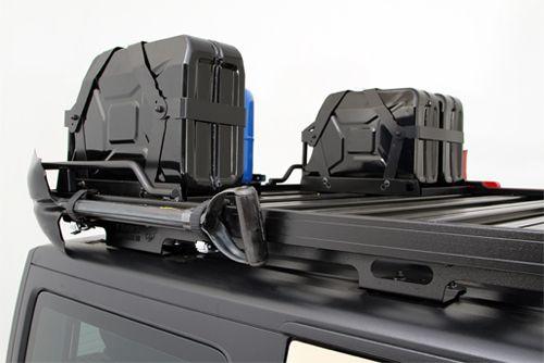 Front Runner Vehicle Outfitters FRONT RUNNER SHOVEL MOUNTING BRACKETS FOR SLIMLINE II