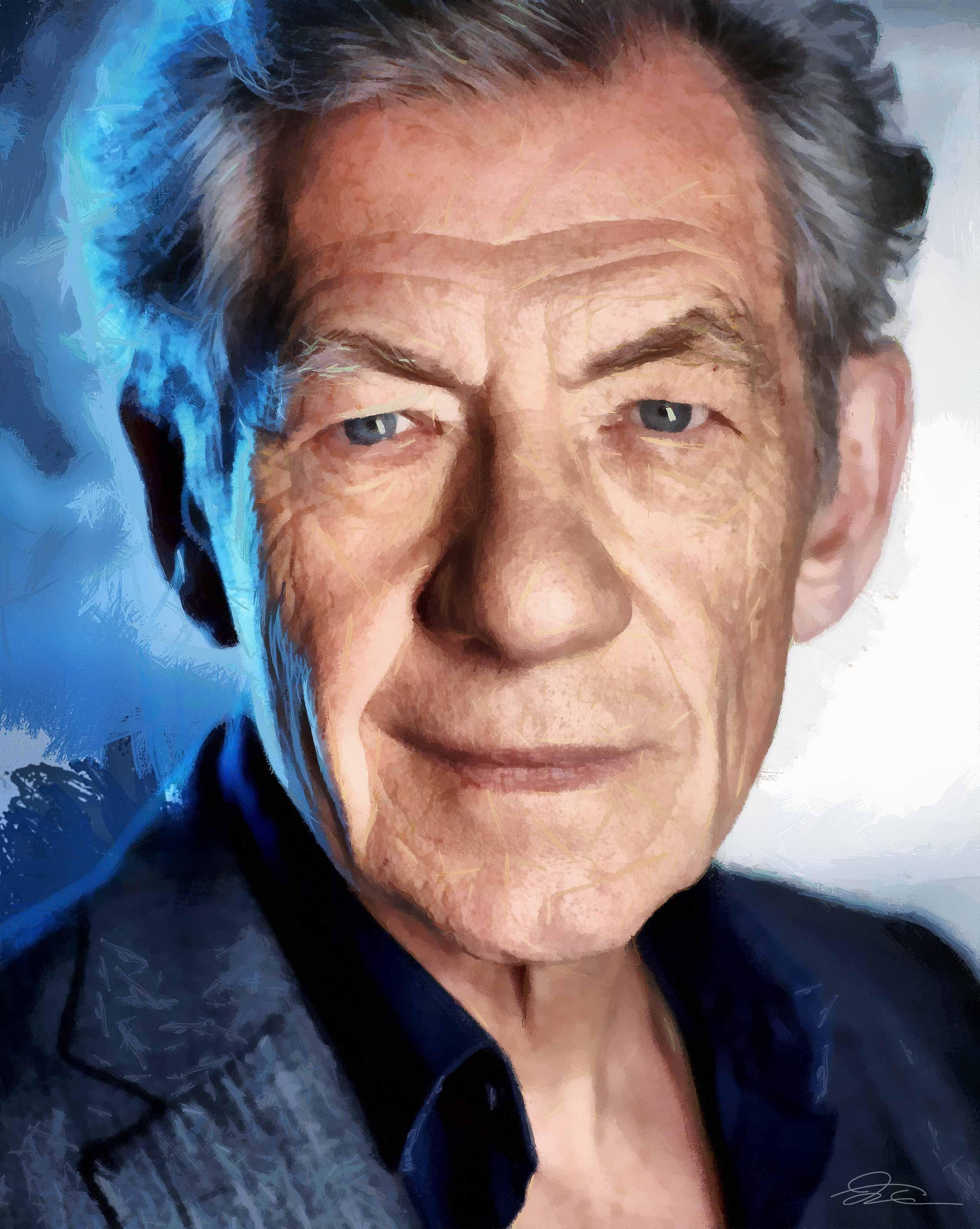 Ian McKellen (born 1939) Ian McKellen (born 1939) new pictures