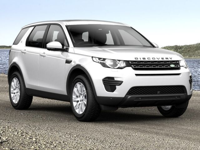 Land Rover Discovery Sport SE Manual   Favorites   Land