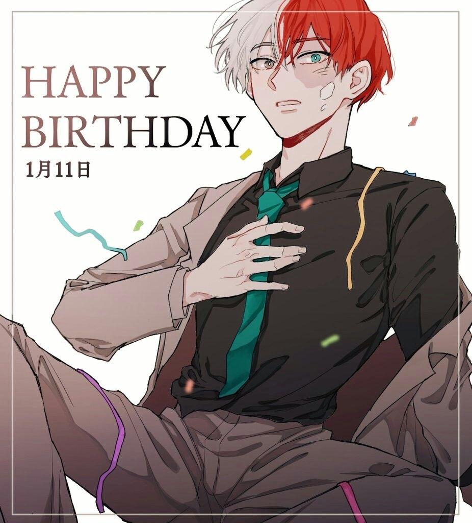 Pin by Viva Berry on My Hero Academia Anime, Birthday
