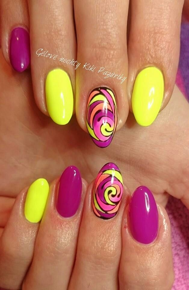Pin by Blanca Giugano on nails Zdobenie/vzory | Pinterest | Manicure ...