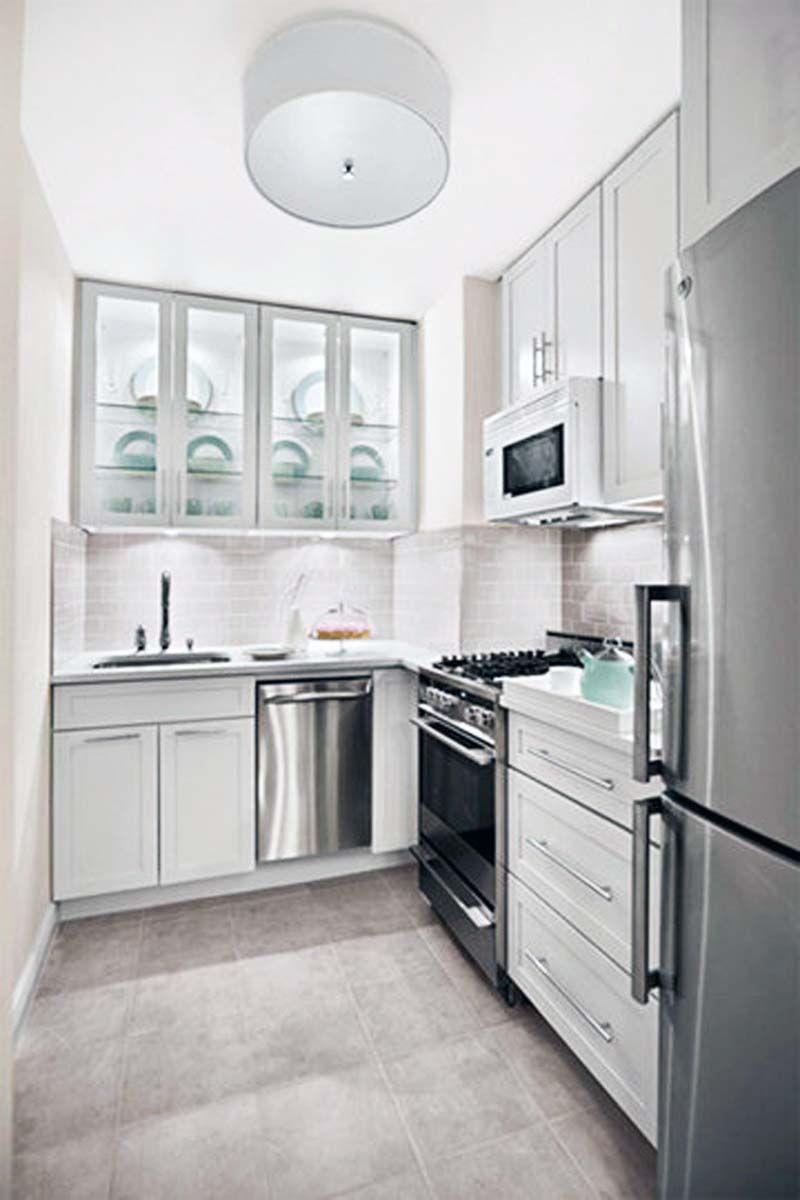 Desain Dapur Lahan Sempit Renovasi Dapur Kecil Desain Dapur Penyimpanan Dapur