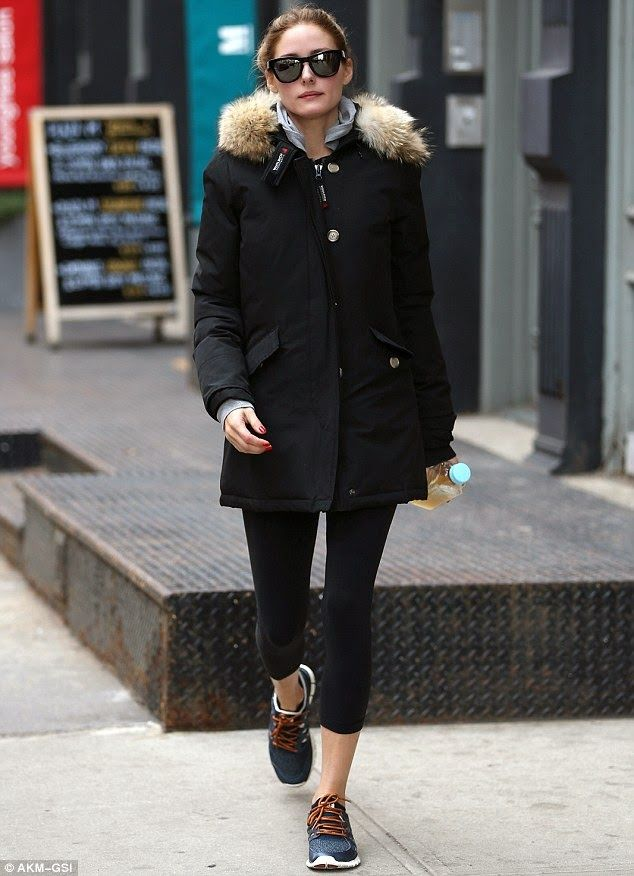 OP in Tribeca NY -The Olivia Palermo Lookbook