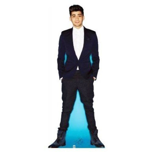 Zayn One Direction Lifesize Cardboard Cutout. Zayn really makes a statement with this cutout. #OneDirectionCutout
