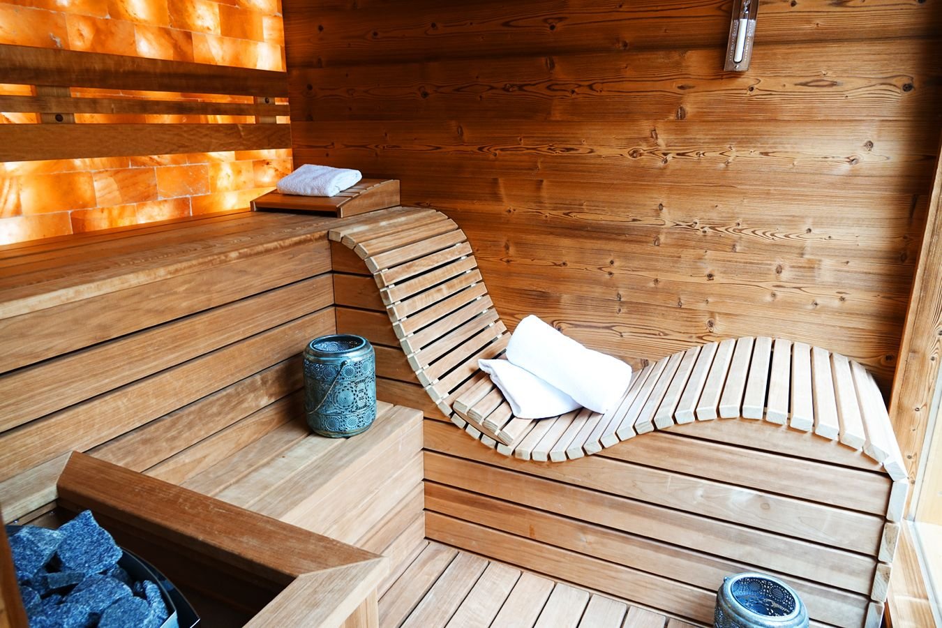 Chalet Desir Sauna Chalet De Luxe Sauna Exterieur