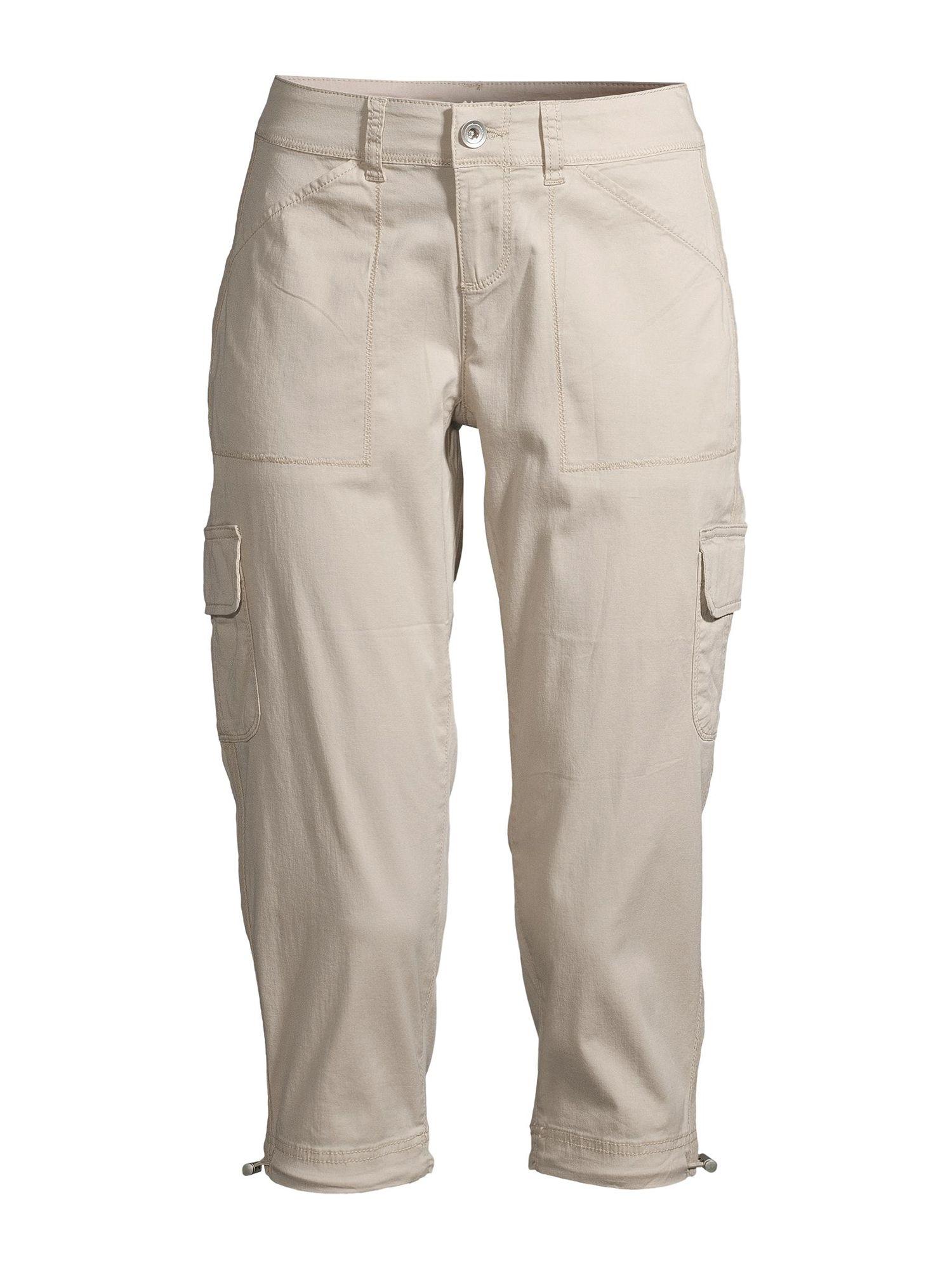 Time And Tru Women S Cargo Capri Pants Ad Women Affiliate Tru Time Womens Cargo Capri Pants Capri Pants Pants [ 2000 x 1500 Pixel ]