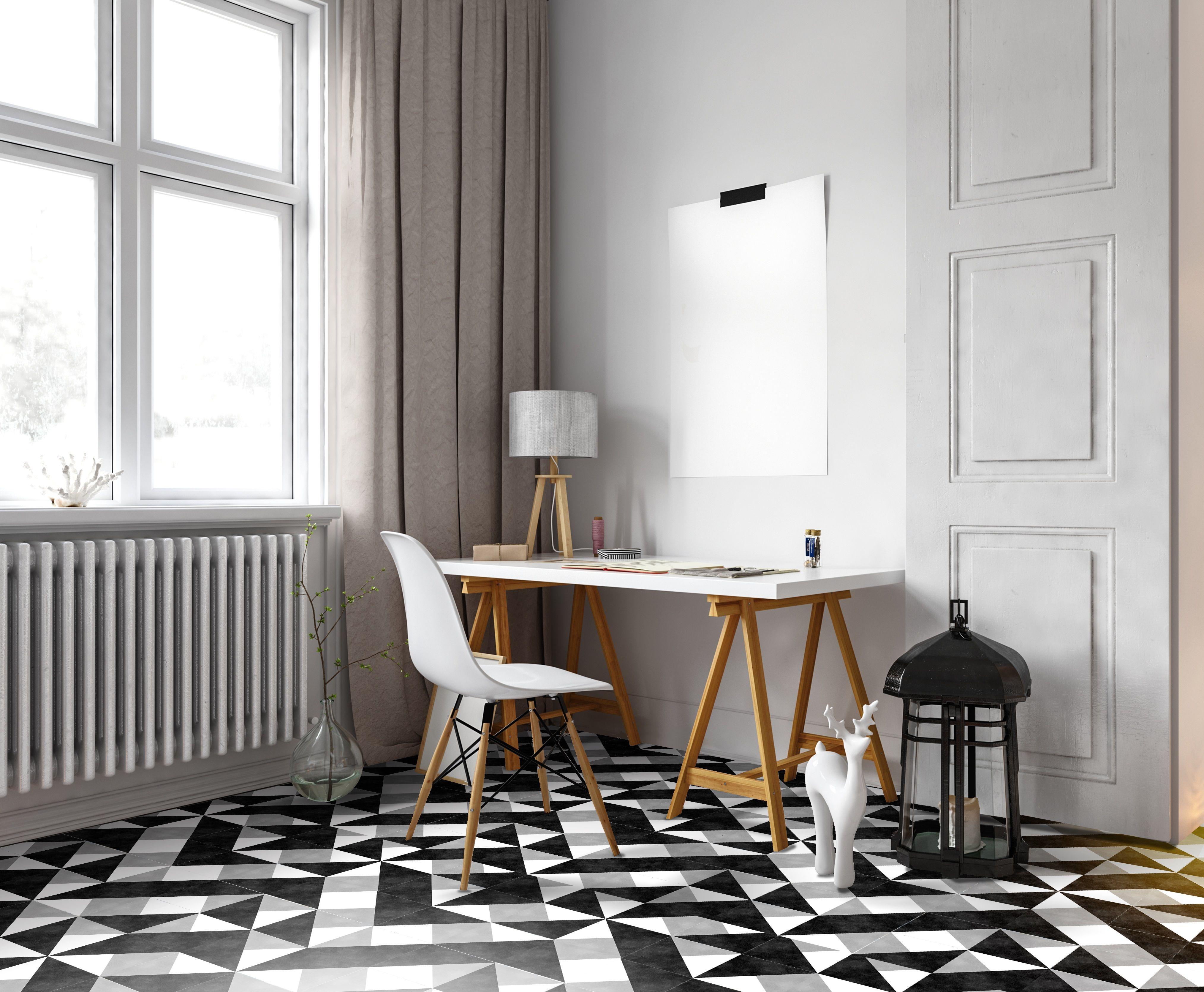 Frame 15 Floor Tiles 150x150mm R10 Slip Rating 10 Patterns To Choose From