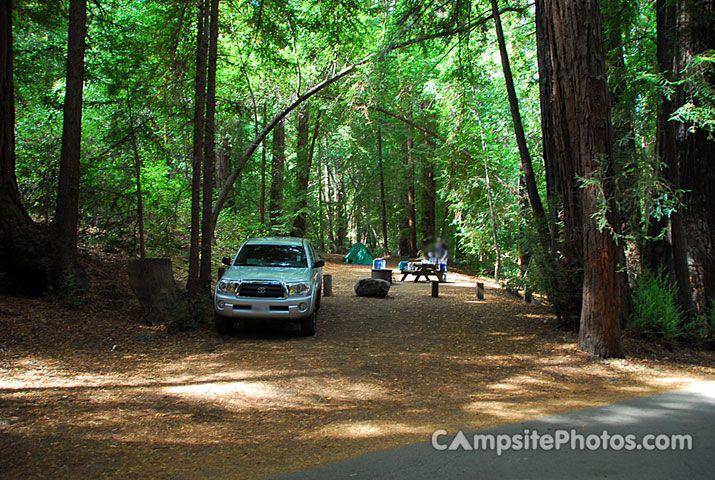 Pfeiffer Big Sur State Park Campsite Photos Info Reseravations Big Sur State Park State Parks Big Sur