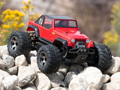 Hpi Racing Jeep Wrangler Rubicon Body Http Modele Germanrc Pl