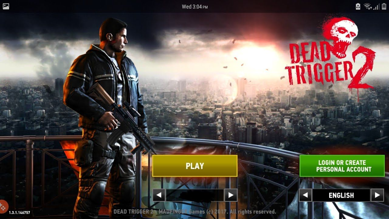 Best Android Fps Zombie Shooter Dead Trigger 2 Game Play Good
