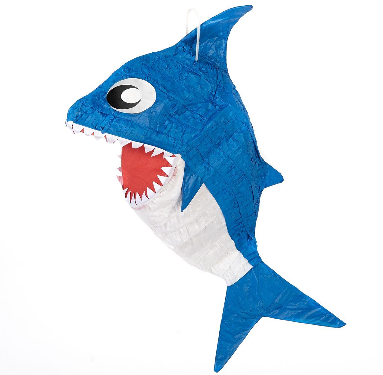 Sharks Pinata Kids birthday supplies, Pinata, Childrens