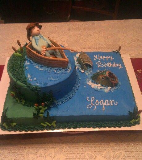 Wedding Cake Ideas For Fishermen