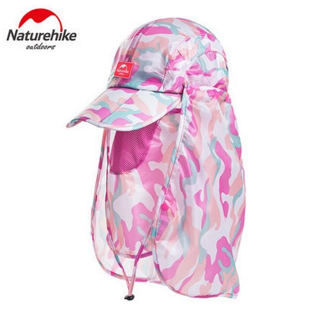 85a8045d Naturehike Outdoor Foldable Men Women UV Protection Quick Drying Fishing  Hats Breathable Summer Sun Cap For Travel Climbing Hat