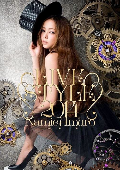 Namie Amuro Live Style 2014