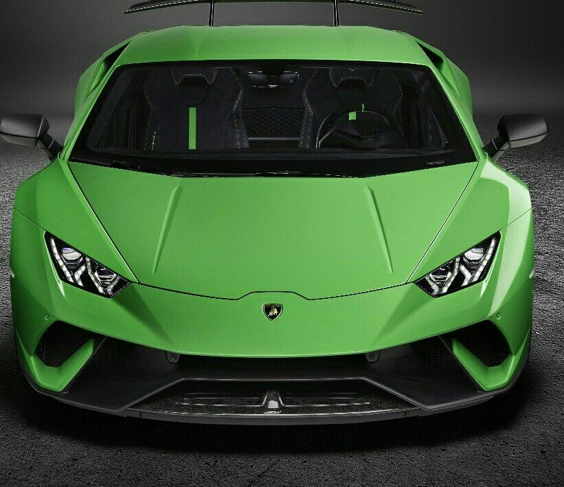Huracan Perfomante available in India at Rs