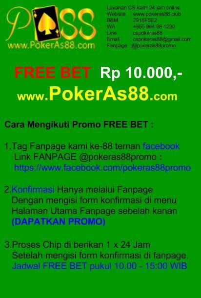 Pin Di Berita Poker Online Pokeras88