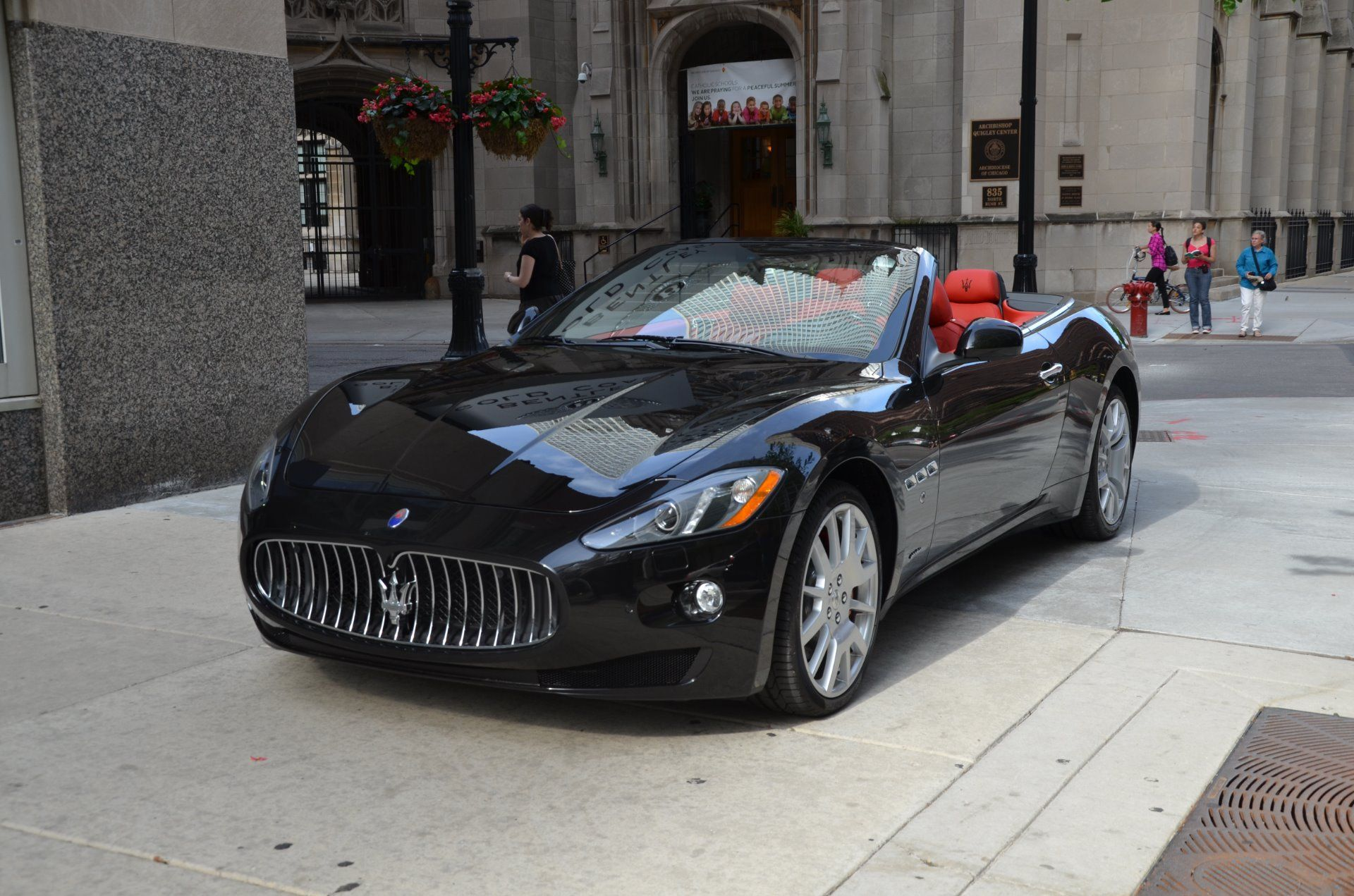 New 2017 Maserati Granturismo Convertible Chicago Il