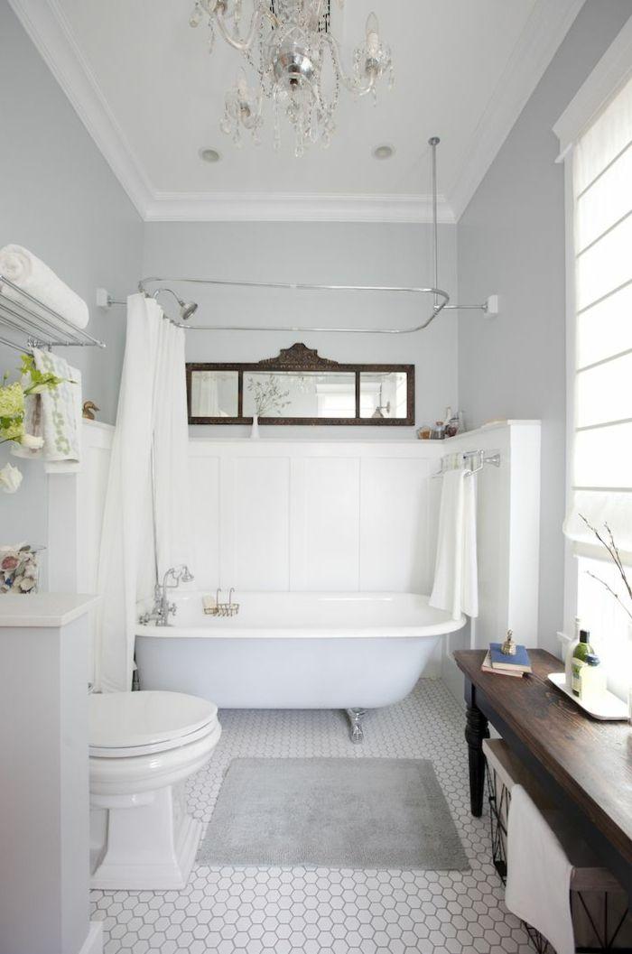 40 photos d\u0027intérieur de la baignoire ancienne! Bath room, Powder
