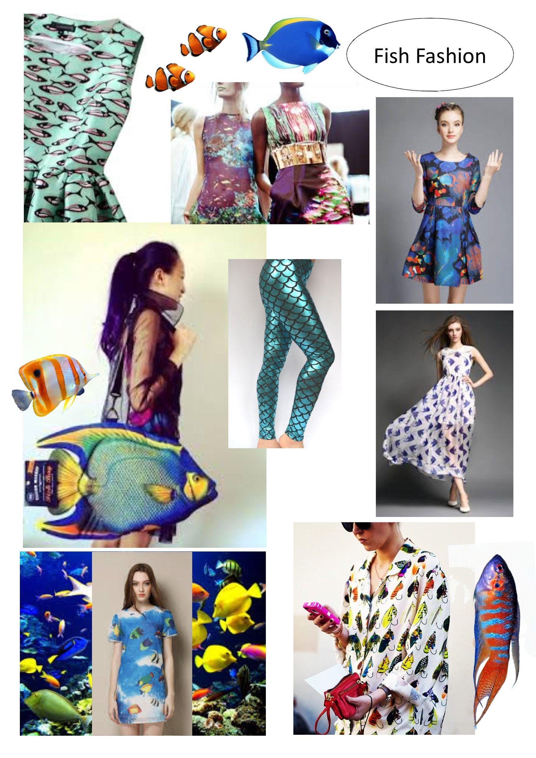 Marine Life Moodboard 2 Fashion Show Themes Underwater Theme Marine Theme