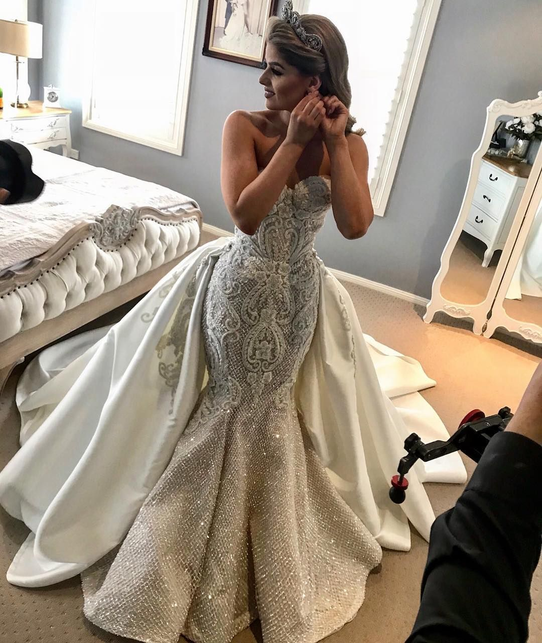 Samira wiley wedding dress   Likes  Comments  Suzanna Blazevic suzannablazevic on