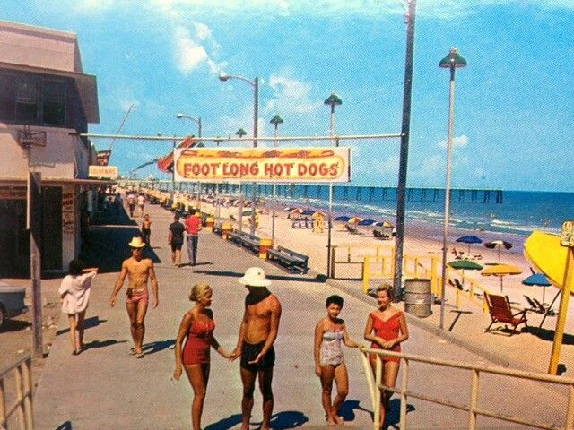 Myrtle Beach Early 1960 S
