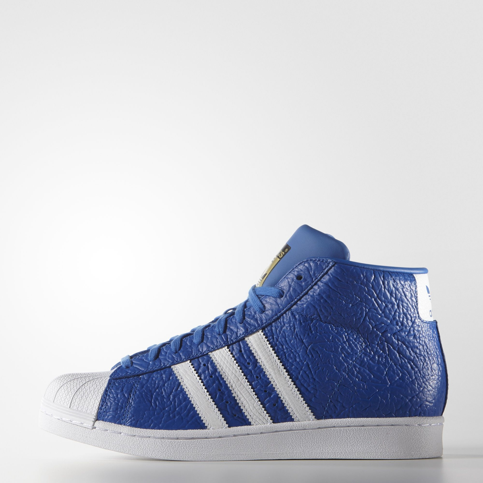 75fd4b56b735 The hi-top version of the adidas Superstar sneaker