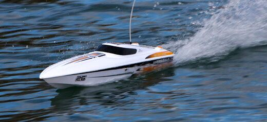 Another Proboat Shockwave I like these boats