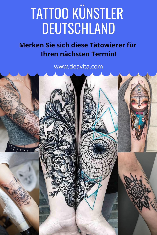 Die Besten Tätowierer Deutschlands