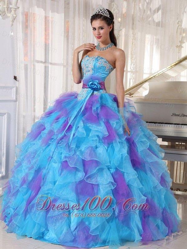 stunning quinceanera dress in Anaconda cheap plus size quinceanera ...